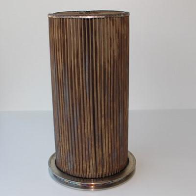 Image de Filtre en métal fritté 3.8m² CS enduit