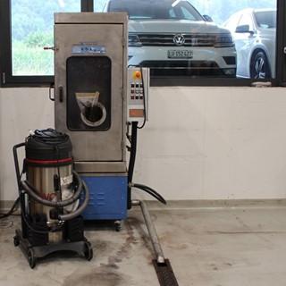 Image de Station d'épuration Clean Fix 2, aspirateur incl. prix net!