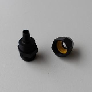 Bild von Einschraubnippel (CX 386 A) Kompressor HUSS