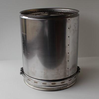 Image de Filtre en métal fritté enduit 8.0m² CS ø323mm pour CRT50 Long=335mm